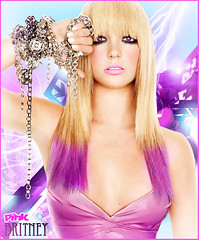 brit pink (BETHGON blends) Tags: princess spears pop princesa britney blend bethgon