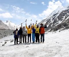 when we got it (TARIQ HAMEED SULEMANI) Tags: pakistan tourism trekking hiking tariq skardu northpakistan lailapeak canoneos500d khaplu concordians sulemani hushay savebeautifulearth