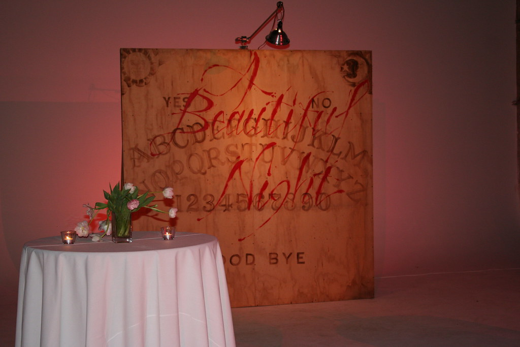 All Things Beautiful party with Stila Cosmetics