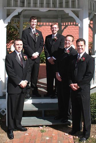 groom & groomsmen1
