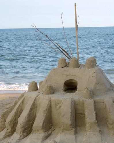 Rehoboth Sandcastle Contest 6 by vpickering