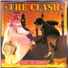 16 - Clash, The - Rock The Casbah - NL - 1982