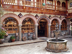 Charming San Blas, Cusco