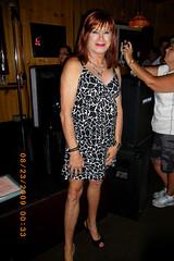 Print Dress 1 (Scarlet Munro) Tags: scarlet tv cd transvestite crossdress crosdressing scarletmunro