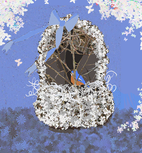 bluebird-basket-with-butterflies