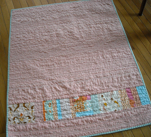 L quilt back shrunk