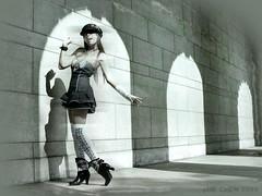 Nikita Hengbok (soken remake) (PheCrew) Tags: girl photoshop retouch nikita remake phe soken