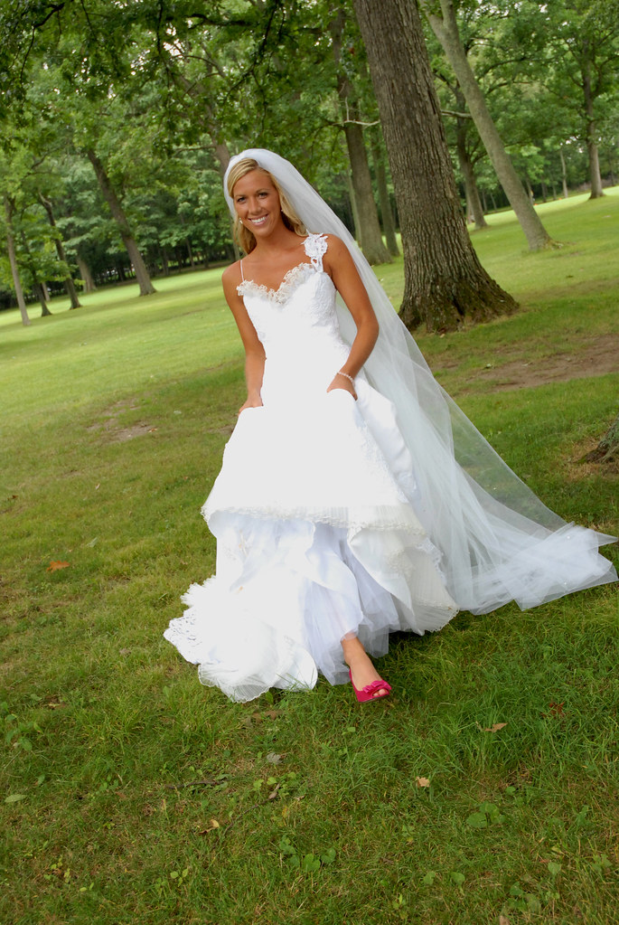 Bliss Weddings - Pink Shoes