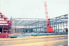 Image titled Parkhead Forge Erection 1988