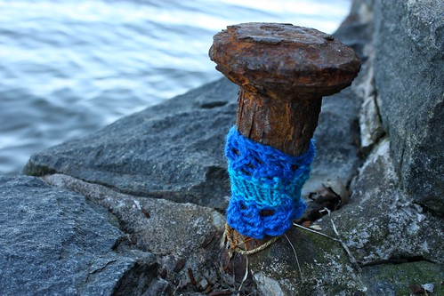 Knit graffiti - 87