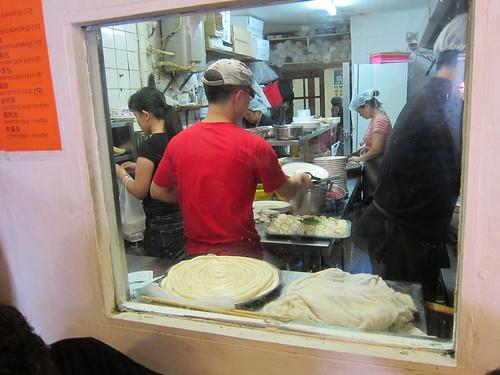 Chinese Noodle Restaurant, Sydney