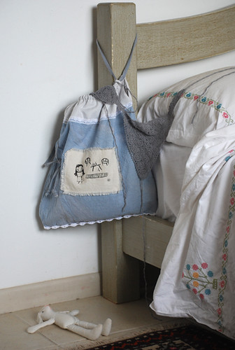 lingerie bag by good mood factory