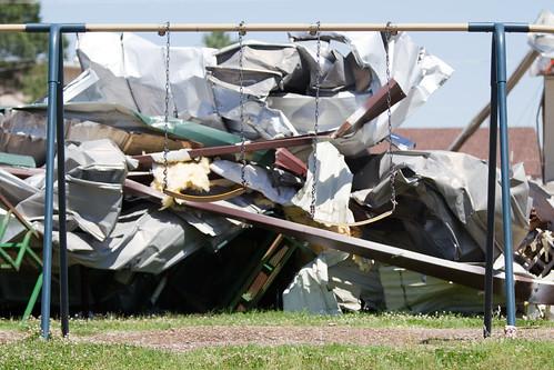 Swingset, Debris Pile