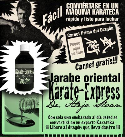 karate-express