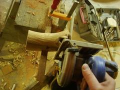 hammer making[みかんの槌作成]-08