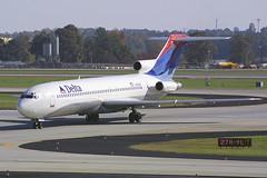 Delta Airlines Boeing 727-225/ADV N8890Z (Flightline Aviation Media) Tags: atlanta airplane airport atl aircraft aviation jet delta boeing airlines canond30 stockphoto 727 katl 727200 hartsfieldjacksoninternational 727225adv n8890z bruceleibowitz
