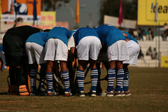 Field Hockey Team..Winning strategy (Ajit Pal Singh) Tags: two horses india tractor game history sports hockey field sport festival youth rural speed photo dance high construction war colorful village bullock action folk bare events traditional religion culture mini games event riding winner vehicle warrior effort tug olympics sikh cart agriculture punjab popular 2009 schedule kila sponsor bravery agricultural daredevil stunt bhangra deliver courage gallop daring gallary implements ludhiana compete galloping quila footed grewal kabbadi raipur giddha kilaraipur tractive qilaraipur
