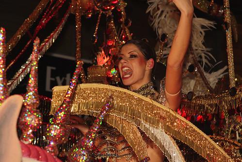 Carnaval Santa Cruz de Tenerife 2009. Cabalgata.
