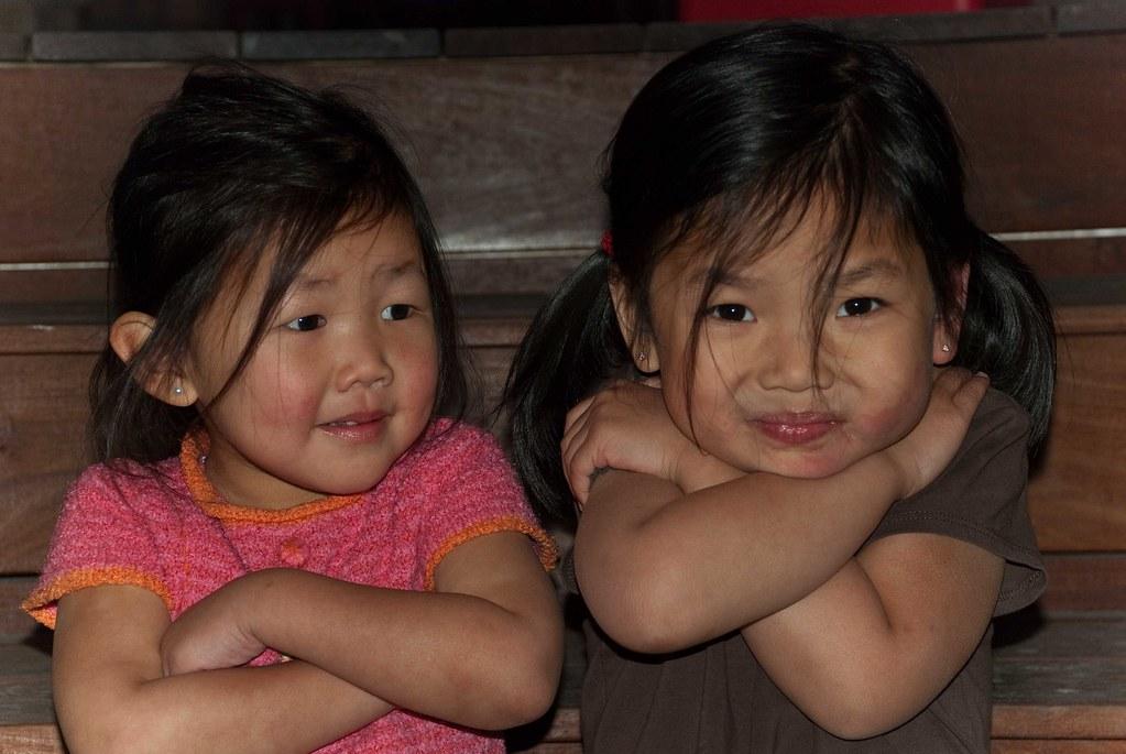 Kate and Li Li