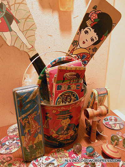traditional Japanese toys