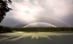 After the rains II (Liz Faulkner) Tags: road blue summer sky canada mountains nature water field clouds rockies golden waterfall amazing cabin scenery jasper skies searchthebest britishcolumbia turquoise scenic wideangle canoe glacier alberta bow banff gondola wilderness transcanadahighway lakelouise fairmont revelstoke athabascafalls rogerspass sulphurmountain athabasca stewartcanyon banffnationalpark crazycreek lakeminnewanka morainelake columbiaicefield icefieldsparkway bowlake athabascaglacier 1635mm takakkawfalls vermillionlake crowfootglacier johnsonlake maralake mountnorquay threevalleygap spiraltunnels endlesschain diffanglephoto constellationlake copyrightelizabethfaulknerdiffanglephotolrps