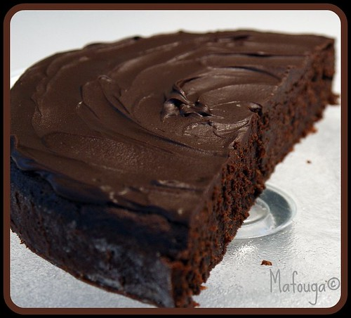 Mafouga Gâteau Au Chocolat à Larmagnac