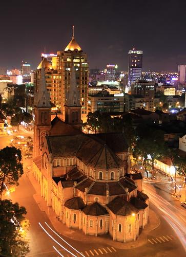 Saigon Notre-Dame Basilica #2