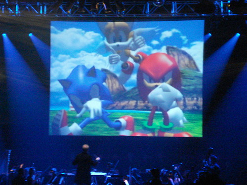 SEGA at Video Games Live