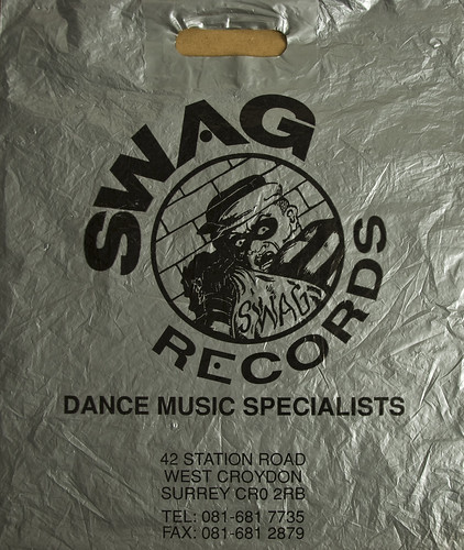 Swag Records, Croydon