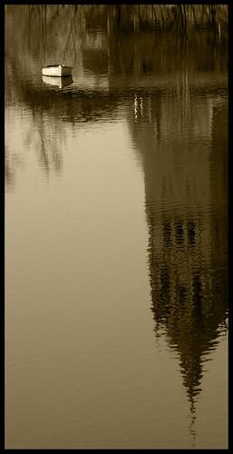 Perdido entre los reflejos