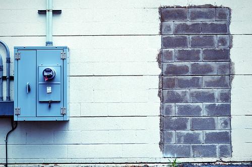 Fake Door:  March 14, 2009