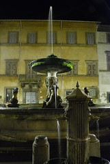 Water by night (PaPier66) Tags: night acqua fontana viterbo tuscania lazio notturno maremma etruria tuscia altolazio