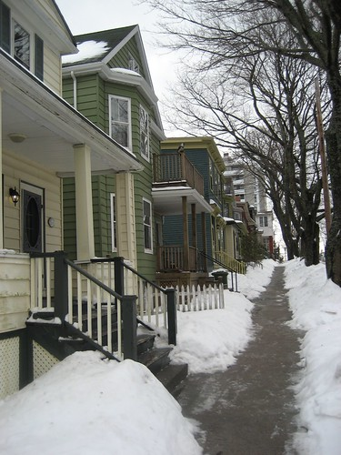 Canadian street