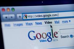 Google Video website screenshot (Spencer E Holtaway) Tags: computer macintosh video google screenshot mac shot browser screen os x grab