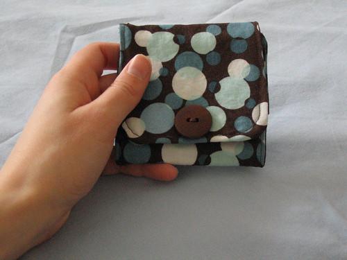 blue dot wallet