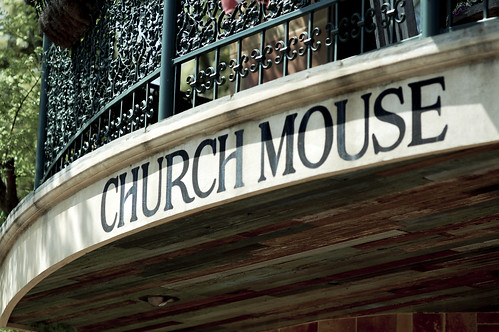 church mouse