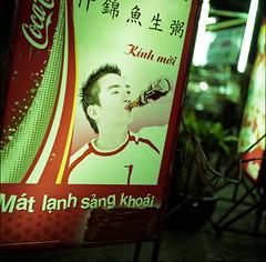 public pressure III (TommyOshima) Tags: 6x6 zeiss 50mm coke 120film vietnam hasselblad cocacola saigon f4 hcmc distagon 503cx publicpressure