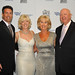 HSUS President/CEO Wayne Pacelle with Prai's Cathy Kangas & guests Marjorie & Roy Stephens