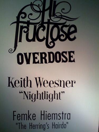 Art: Hi-Fructose Overdose @ CoproNason