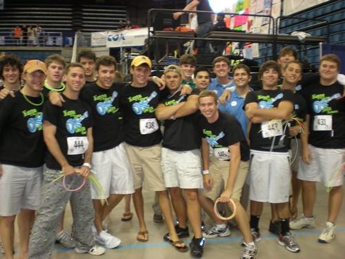 Dance Marathon 2009 Kappa Sigma Team