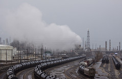 1 (Hello ChateauHo) Tags: train industrial indiana oil bp whiting