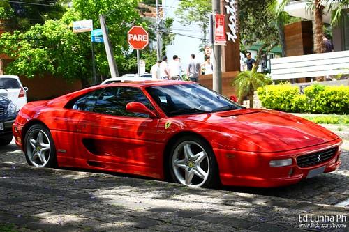 Ferrari 355 F1. Ferrari F355 GTS F1