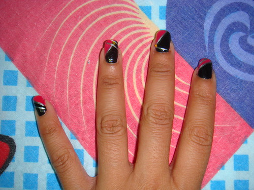 Jap Nail Art Interpretation