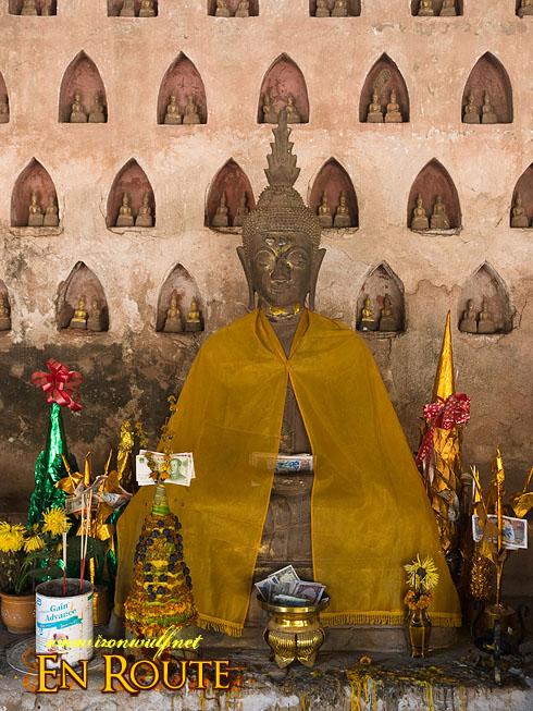 Wat Si Saket Buddha