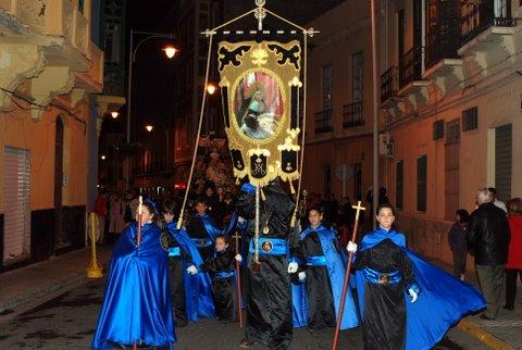 Viernes Santo 2009 Melilla 006