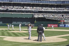 Youk gets intentionally walked