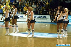 EWE Baskets - Artland Dragons 018 (Admiral von Schneyder) Tags: basketball sport germany baskets veranstaltung oldenburg bundesliga avs niedersachsen lowersaxony hunte bbl ewearena sportveranstaltung artlanddragons ewebaskets basketballbundesliga admiralvonschneyder quarkenbrck