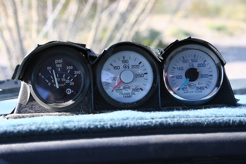 Aftermarket gauges, oil pressure gauge | Ford Explorer and Ford