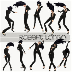..::DARE::.. Robert Longo Poses