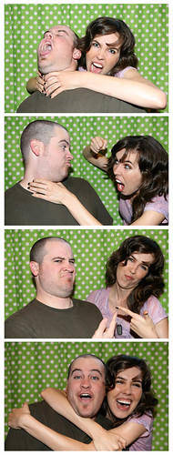 Fauxtobooth: Thomas Knoll & Brittani Taylor